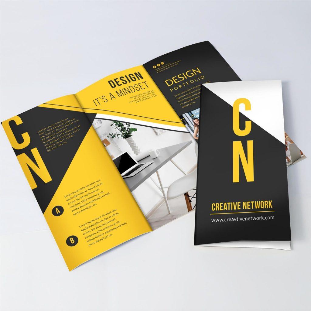 Letter Fold Brochure Main Pic